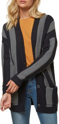 O'Neill Bridges Stripe Cardigan