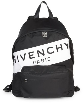 Givenchy Paris Nylon Backpack