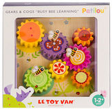 Le Toy Van NEW Busy Bee Learning Gears & Cogs