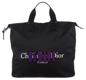 Christian Dior 2017 Newave Holdall Bag w/ Tags