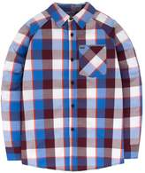 Hurley Boys 4-7 Patterned Button-Down Shirt