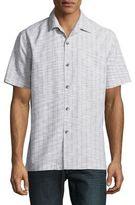 Tommy Bahama Short Sleeved Silk Sportshirt