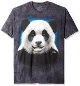 The Mountain Men's Panda Head T-Shirt