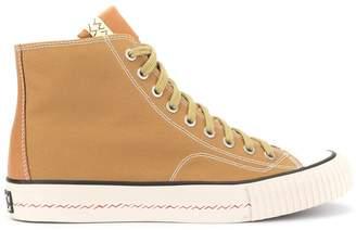 Visvim ankle hi-top sneakers