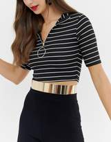 Asos Full Metal Waist Belt