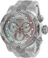 Invicta Men's 'Reserve' Quartz Stainless Steel Casual Watch, Color:-Toned (Model: 25043)