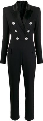 Balmain blazer jumpsuit