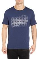 John Varvatos Men's Block Of Stars Graphic T-Shirt