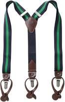 Tommy Hilfiger Men's Rugby Stripe Suspenders