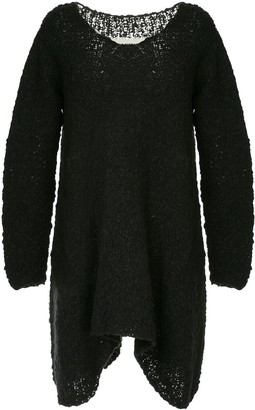 UMA WANG oversized knit jumper