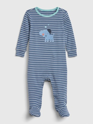 Gap Baby Dog Footed One-Piece