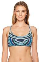 Jag Women's Tribal Essence Multi-Strap Bikini Top