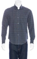 Band Of Outsiders Check Flannel Shirt w/ Tags
