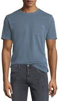 Joe's Jeans Finley Vintage-Effect Pocket T-Shirt