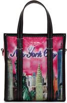 Balenciaga Multicolor XS NYC Bazar Tote