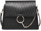 Chloé Medium Diamond Embossed Faye Bag