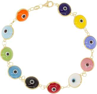 RAGEN Jewels Evil Eye Bracelet