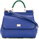 Dolce & Gabbana Sicily tote - women - Calf Leather/plastic/metal - One Size