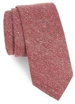 The Tie Bar Men's Zigzag Silk Tie