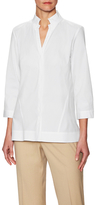 Lafayette 148 New York Marti 3/4 Sleeves Blouse