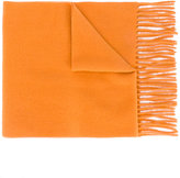 Ami Alexandre Mattiussi plain scarf - men - Virgin Wool - One Size