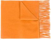 Ami Alexandre Mattiussi plain scarf