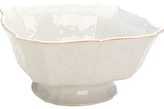 Lenox French Perle Footed Centerpiece Bowl