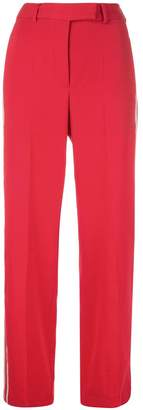 Adaptation side stripe tailored trousers