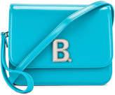 Balenciaga Small B Bag in Turquoise | FWRD