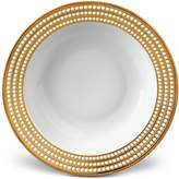 L'OBJET Perlee Gold 14 Round Serving Bowl