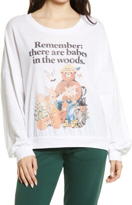 BP Smokey Bear Women's Sweatshirt