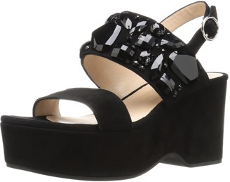 Marc Jacobs Women's Lily Embellished Wedge Sandal
