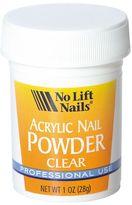 No Lift Nails Clear Organic Polymer Powder