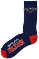 For Bare Feet New Orleans Pelicans Deuce Crew 504 Socks