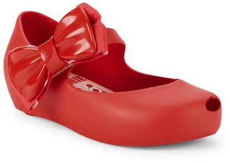 Mini Melissa Baby Girl's, Little Girl's & Girl's Minnie Mouse Minnie II Ultragirl Shoes
