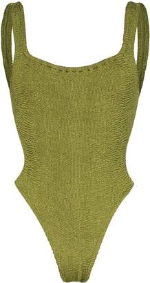 Hunza G Classic Square Neck swimsuit