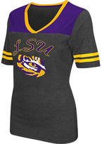 Women's Stadium LSU Tigers College Twist V-Neck T-Shirt