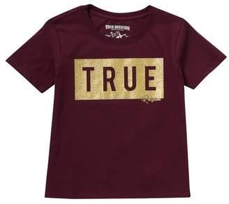 True Religion Graphic T-Shirt (Little Girls)