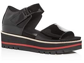 Eileen Fisher Women's Luella Platform Wedge Sandals
