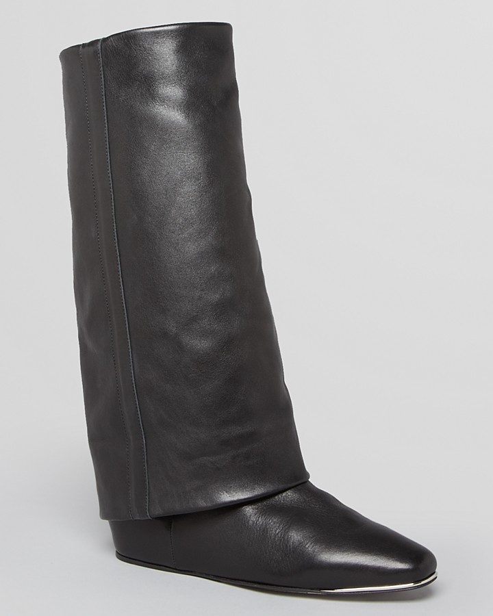 See by Chloe Wedge Tall Boots - Melia