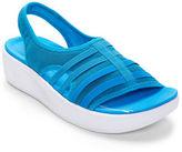 Easy Spirit Boatyard Slingback Platform Sandals