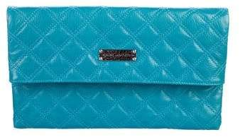 Marc Jacobs Eugenie Fold-Over Clutch w/ Tags