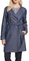 BOSS Women's Calrehna Trench Coat