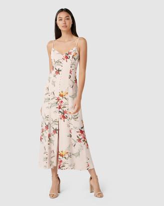 Forever New Amber Maxi Slip Dress