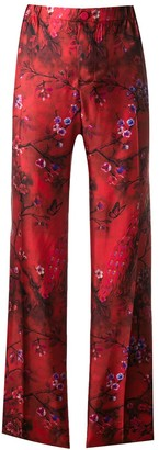 F.R.S For Restless Sleepers Floral Print Trousers