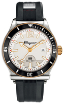 Salvatore Ferragamo 1898 Sport White Dial Watch, 43mm