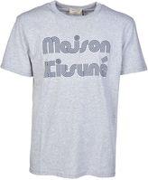 Kitsune Maison Maison Printed T-shirt
