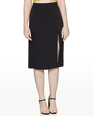 BCBGeneration Slit Midi Skirt