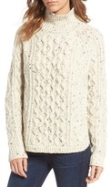 Madewell Women's Cable Knit Sweater