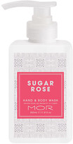MOR Hand & Body Wash - Sugar Rose
